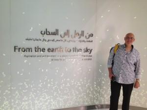 Ian in Dubai