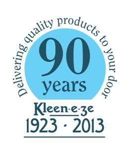Kleeneze 90yrs Logo